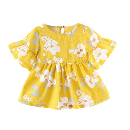 Floral Baby Dress - Maria