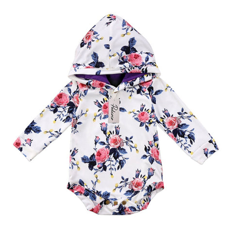 Hooded Baby Tops - Cami
