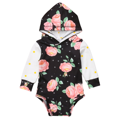 Hooded Baby Tops - Felicity