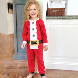 Christmas Kid Pajamas - Ho Ho Ho