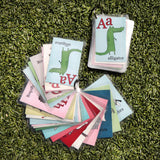 Alphabet Playing Cards | Digital Printable