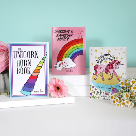 Unicorn Coloring Books