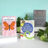 Summer Activity Books