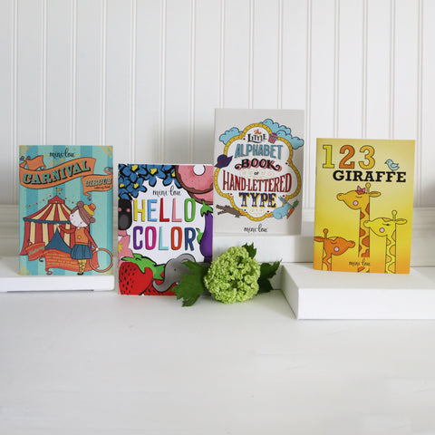 Favorite Boutique Coloring Books