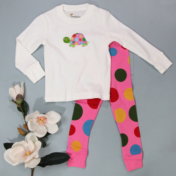 Fall Kid Pajamas - Turtle