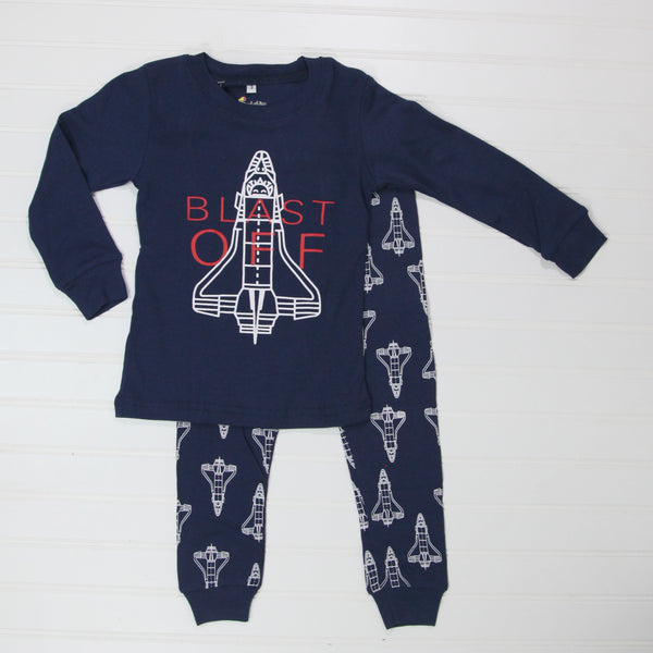 Fall Kid Pajamas - Rocket