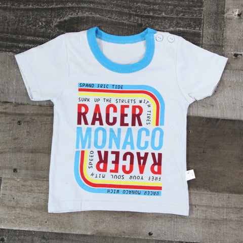 Boy T-shirts - Racer