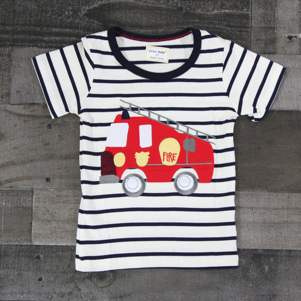 Boy T-shirts - Fire Truck