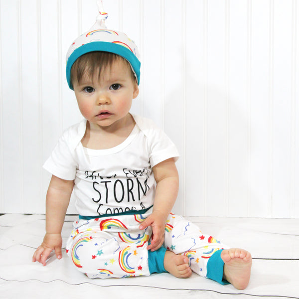 Full Baby Outfits - 	Rainbow