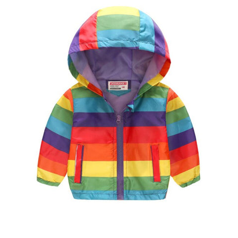 Lightweight Jackets - Rainbow