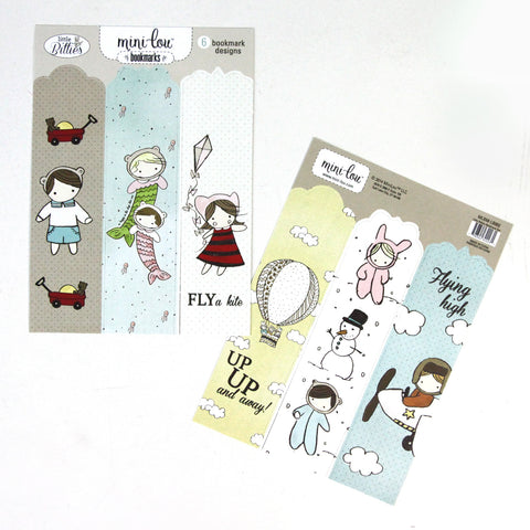 Little Bitties Bookmark - FINAL SALE