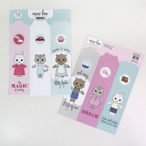 Little Friends Bookmark - FINAL SALE