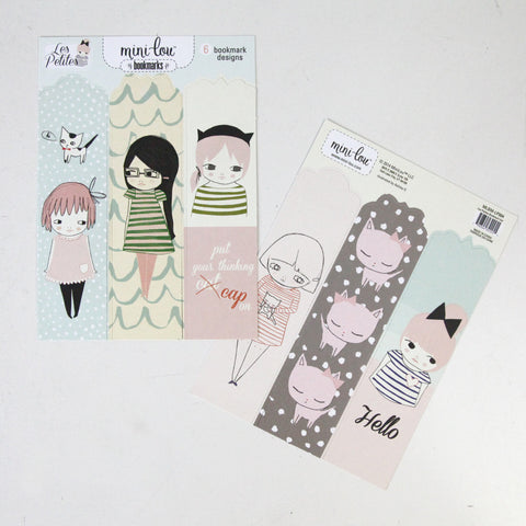 Les Petites Bookmark - FINAL SALE