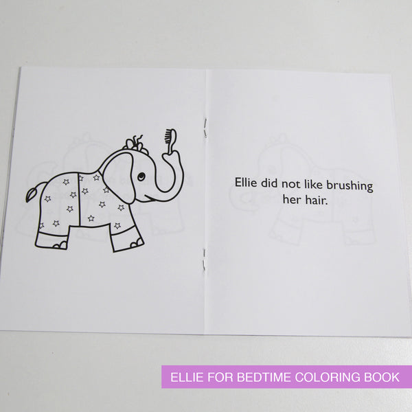 Bedtime Coloring Books