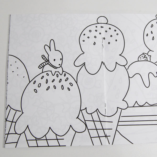Candy Bunny Coloring Book - FINAL SALE
