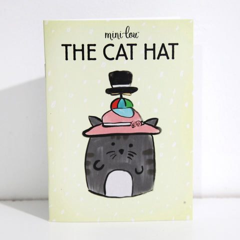 The Cat Hat Coloring Book