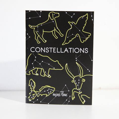 Constellations Coloring Book