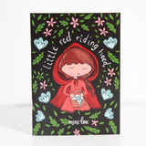 Little Red Riding Hood Coloring Book - FINAL SALE