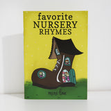 Favorite Nursery Rhymes Coloring Book