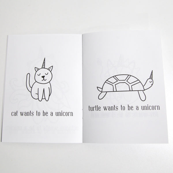 The Unicorn Horn Book