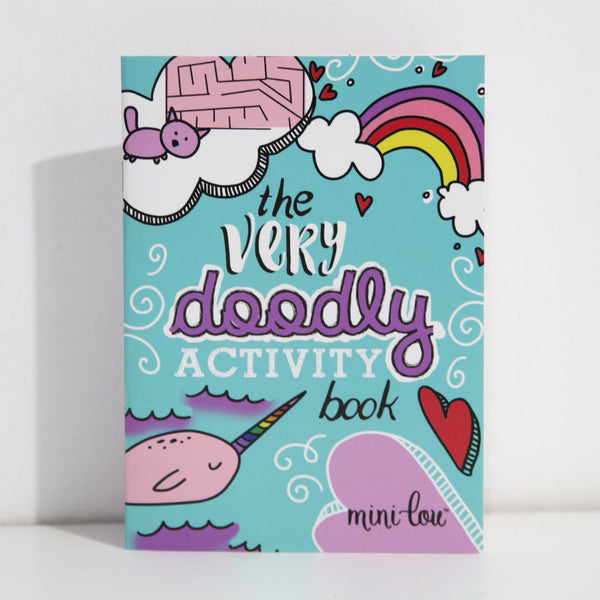 The Very Doodly Activity Book
