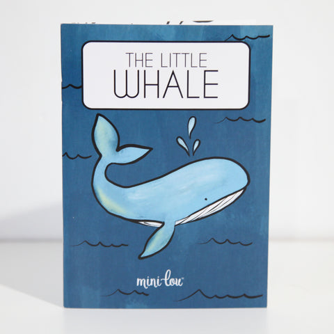 The Little Whale Coloring Book