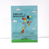 Balloon Adventure Coloring Book
