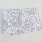 The Fantastical Coloring Book of Florals 5 x 7 Coloring Book - FINAL SALE
