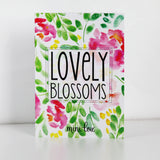 Lovely Blossoms Coloring Book