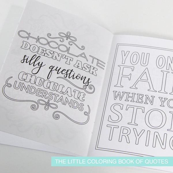 Motivational Coloring Books
