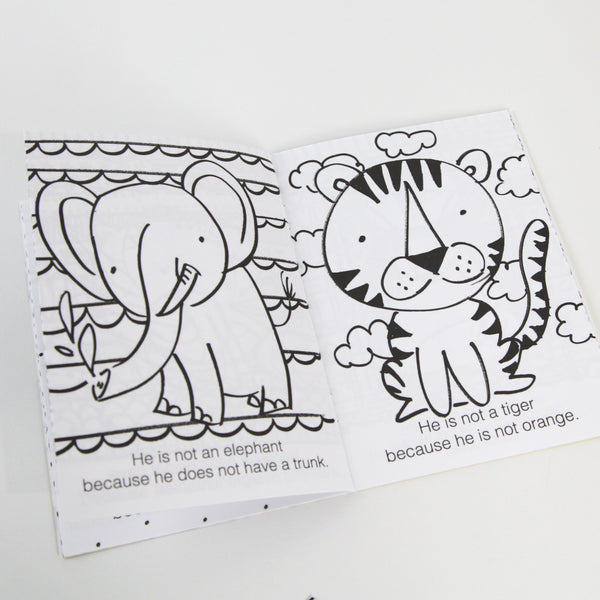 My Cute Pet Coloring Book