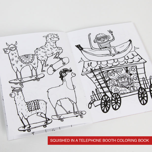 Popular Coloring Books