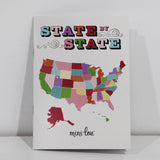 State By State Coloring Book