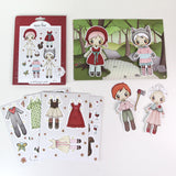 Paper Doll Sets
