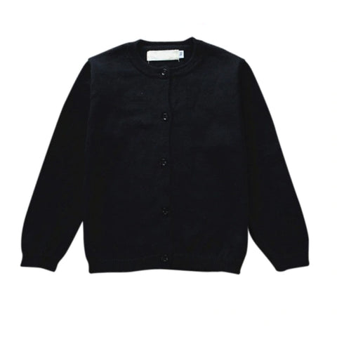 Layering Cardigan - Black