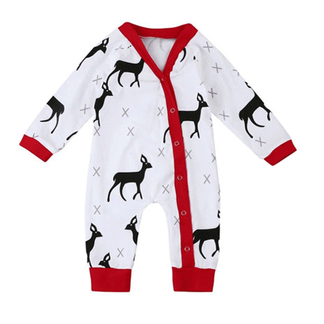 Christmas Baby Pajamas - Winter