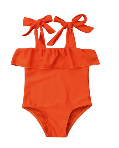 2021 Swimsuits - Orange