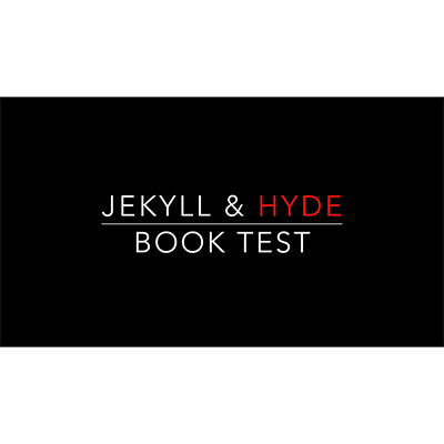Jekyll & Hyde Test by Scott Olgard and Luke Jonas with Olnas Magic  - Trick