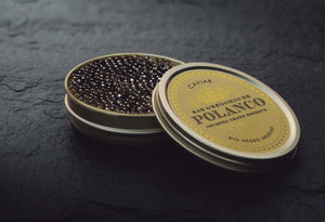 We are proud to be offering Gold Label Polanco Caviar