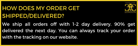 We ship all orders with 1-2 days delivery