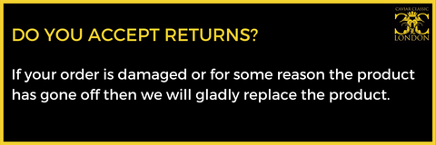 If your order has been damaged, we will gladly replace the product.