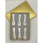 Load image into Gallery viewer, Small Mother of Pearl Spoons - Caviar Classic London