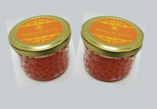 Load image into Gallery viewer, Wild Alaskan Salmon Keta roe.100/200 gr. - Caviar Classic London
