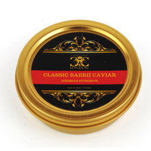 Load image into Gallery viewer, Classic Baerii Caviar/Siberian sturgeon 30-250 gr.
