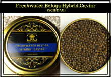 Load image into Gallery viewer, Freshwater Beluga Trio: 3 x 10 -250 gram. - Caviar Classic London