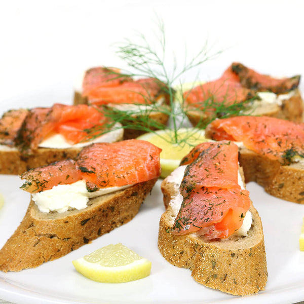 Gravlax Sliced 200/400 gr- Whole side (min 950 gr). Pre-order For Easter. by 24.03. 15% off. - Caviar Classic London