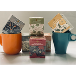 Load image into Gallery viewer, Mother's Day Floral Box with TeaBags. - Caviar Classic London