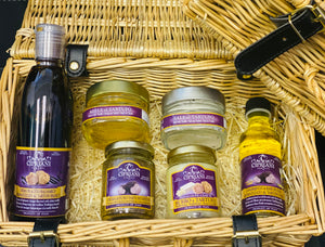 Truffle Condiment Hamper - Caviar Classic London
