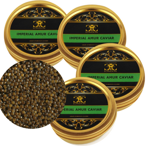 Order your Christmas Caviar by the Kilo. 9 of the best caviar's. 25% off. - Caviar Classic London