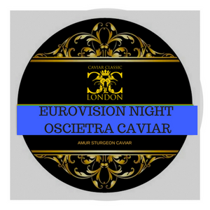 Your own branded caviar label. - Caviar Classic London